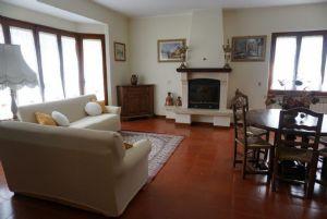 Villa Geranio : Гостиная