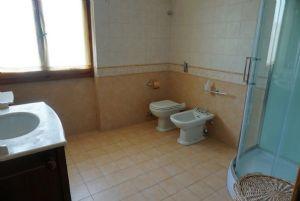 Villa Geranio : Ванная комната с душем