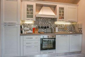 Trilocale Gioiellino : Кухня