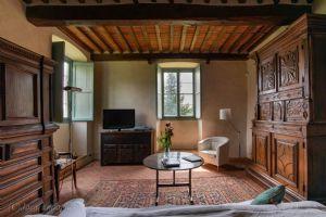 Borgo Lucchese : Гостиная