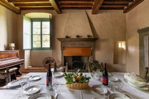 Borgo Lucchese : Dining room
