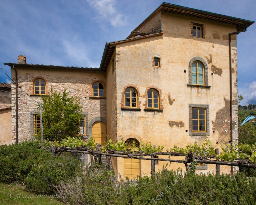 Borgo Lucchese village to rent and for sale Lucca