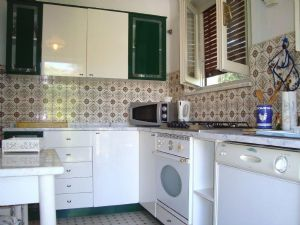 Villa Ila : Kitchen