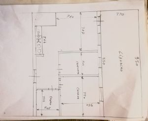 Appartamento Seven Apple : planimetry