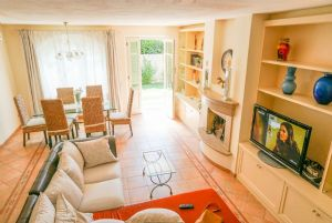 Villa Colibri : Lounge