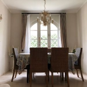 Villa Colibri 2 : Dining room