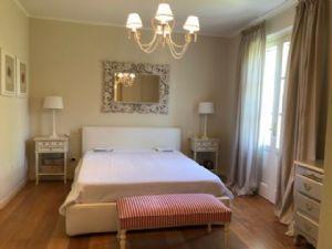 Villa Colibri 2 : спальня с двуспальной кроватью