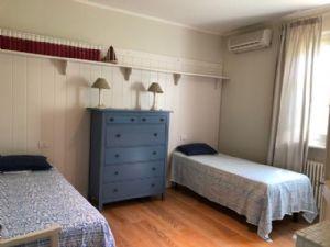 Villa Colibri 2 : спальня с двумя кроватями