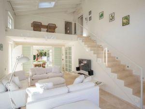 Villa Deliziosa : Гостиная