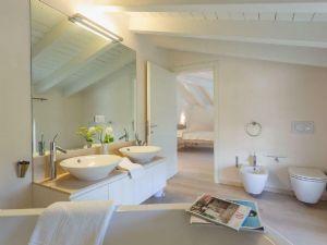 Villa Deliziosa : Bagno con doccia