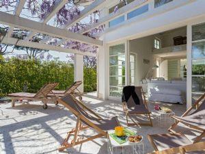 Villa Deliziosa : Veranda