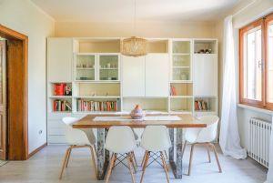 Villa Shanti : Dining room