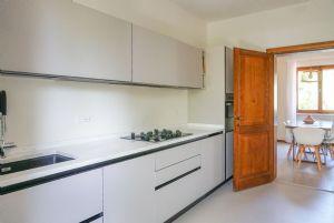 Villa Shanti : Cucina