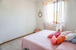 Villa Shanti : Camera matrimoniale