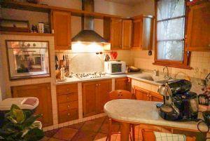 Villa Bargecchia : Kitchen