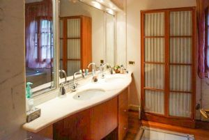 Villa Bargecchia : Ванная комната