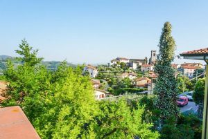 Villa Bargecchia : Терраса