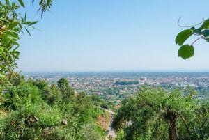 Rustico Strettoia Vista Mare : Terrazza panoramica
