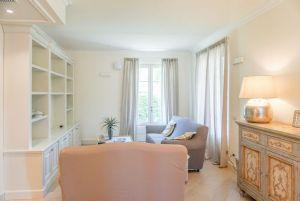 Villa Chanel : Lounge