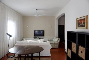 Villa dei Mille : Гостиная