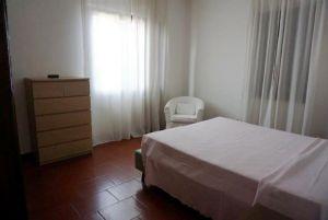 Villa dei Mille : спальня с двуспальной кроватью