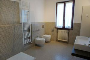 Villa dei Mille : Bathroom with shower