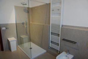 Villa dei Mille : Bathroom with shower