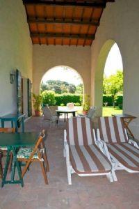 Villa Moratti : Vista esterna