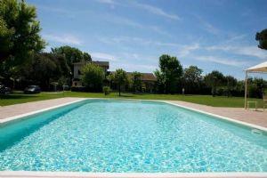 Villa Moratti : Piscina
