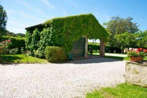 Villa Moratti : Outside view