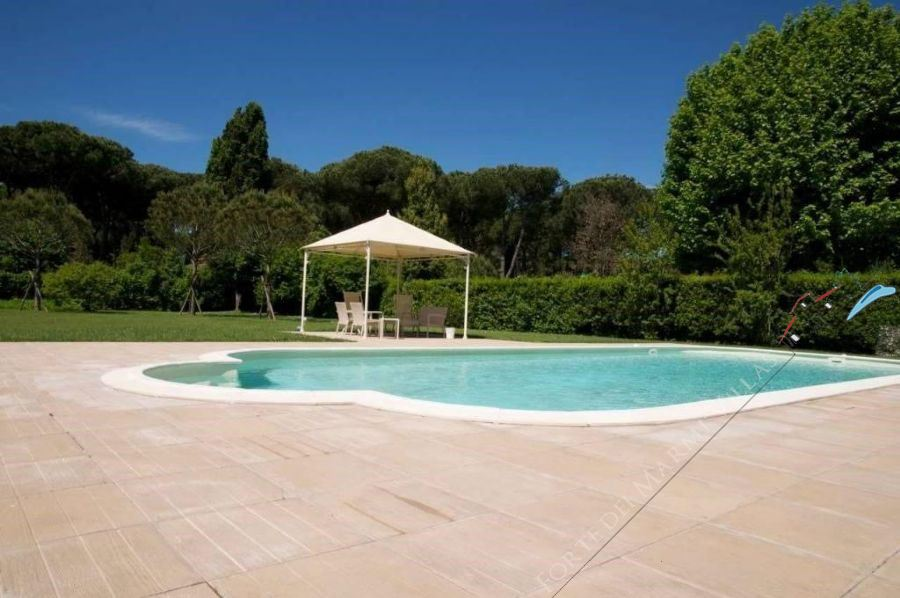 Villa Moratti Villa singola  in affitto  Forte dei Marmi
