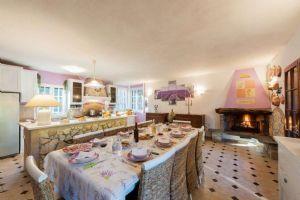 Villa Campagna di Camaiore : Sala da pranzo