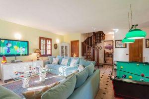 Villa Campagna di Camaiore : Lounge