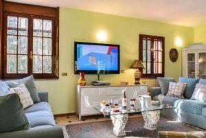 Villa Campagna di Camaiore : Salotto