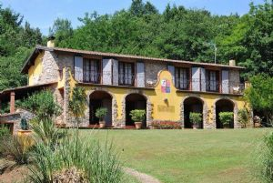 Villa Campagna di Camaiore : Vista esterna