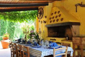 Villa Campagna di Camaiore : Veranda