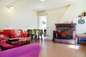 Casale Montemagno : Гостиная