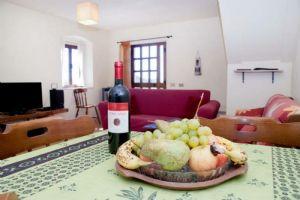 Casale Montemagno : Столовая
