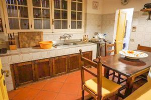 Villa Classica : Кухня