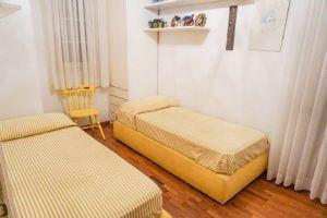 Villa Classica : спальня с двумя кроватями