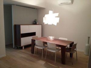 Attico del Lido : Dining room