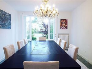 Villa Deco : Dining room