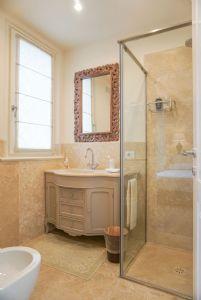 Villa Lina : Ванная комната с душем