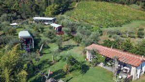 Villa Wineyard : Vista esterna