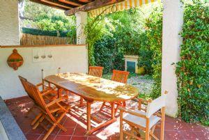 Villa Cardellino : Веранда