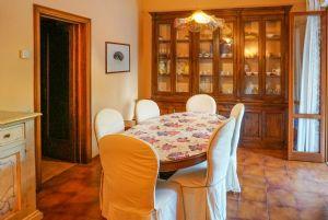 Villa Cardellino : Столовая