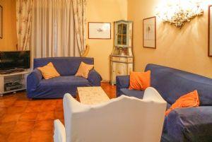Villa Cardellino : Гостиная