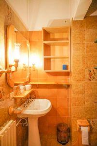 Villa Cardellino : Ванная комната с душем