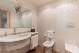 Appartamento Oasi : Bagno con doccia