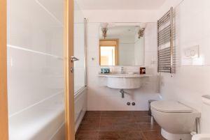 Appartamento Oasi : Bagno con vasca